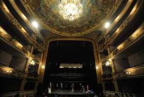 Квест Théâtre de Namur