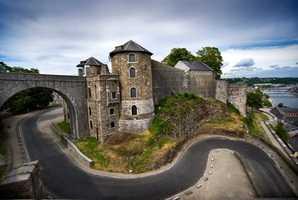 Квест Citadelle de Namur