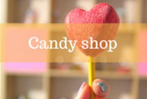 Квест Candy Shop