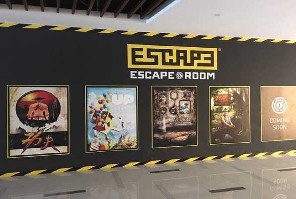 Taken (Escape Room Malaysia) Escape Room
