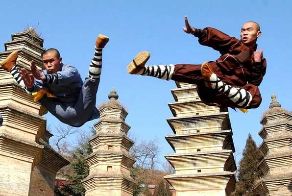 Kung Fu - The Legend Of The Grandmaster