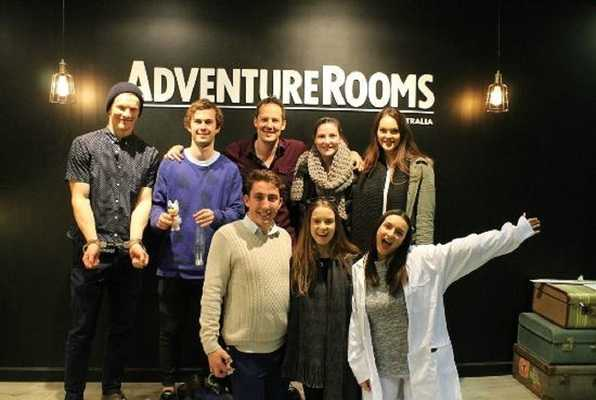 The Mad Scientist (Adventure Rooms) Escape Room