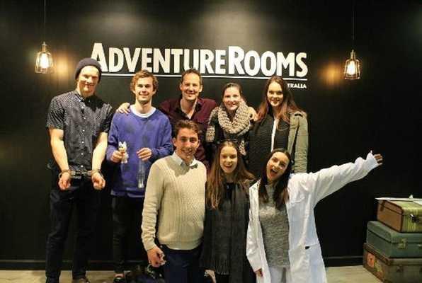 The Mad Scientist (AdventureRooms Adelaide) Escape Room