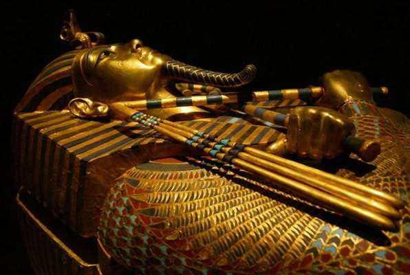 Tutankhamun's Curse (BOLTHAUS) Escape Room