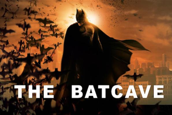 Batman the Batcave