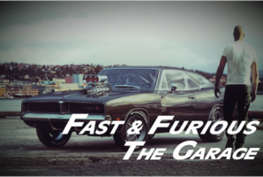 Квест Fast&Furious The Garage