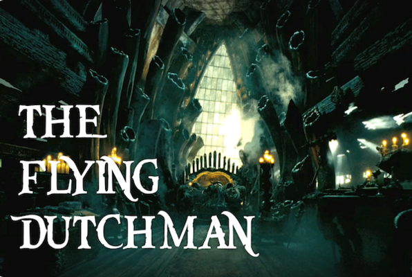 Pirates of the Caribbean: The Flying Dutchman