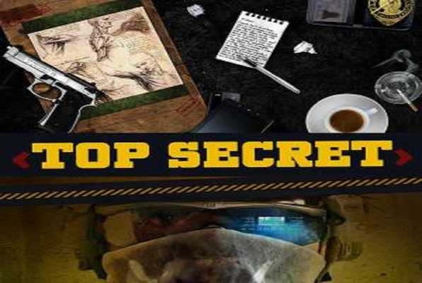 Top Secret (Exit Now) Escape Room