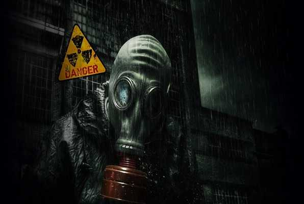 TERROR IN CHERNOBYL