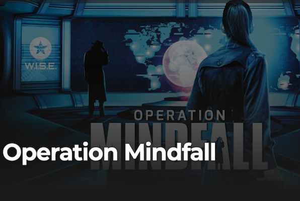 Operation Mindfall (Locked In) Escape Room