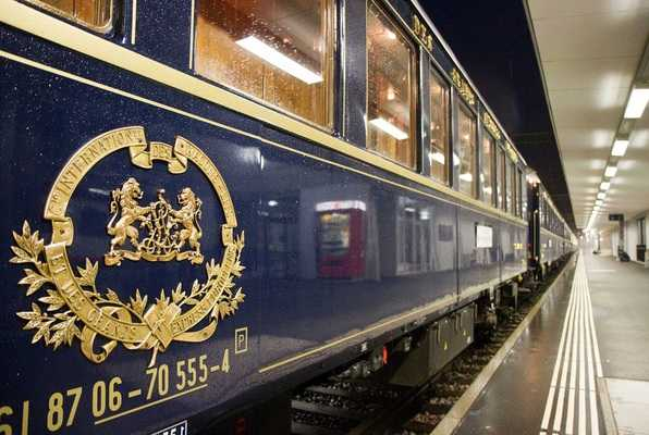 Orient Express (Brain Game) Escape Room