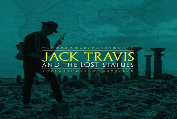 JACK TRAVIS (Locked) Escape Room