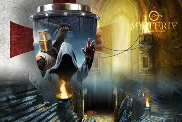 ПОХИЩЕНИЕ СВЯТОГО ГРААЛЯ (Mysteria) Escape Room