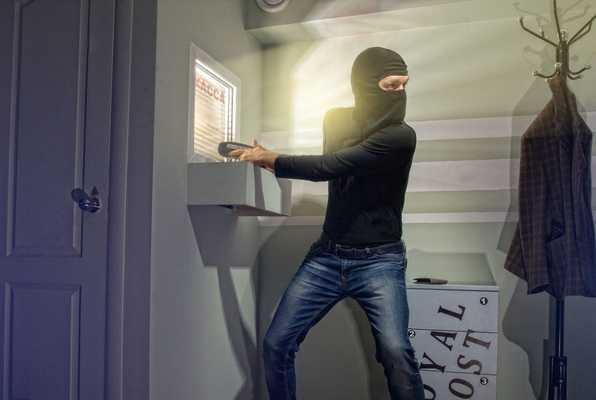 НЕ ПОЙМАН — НЕ ВОР (Под замком) Escape Room