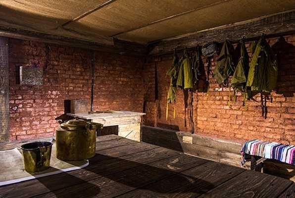 Подпольный штаб: Крыивка