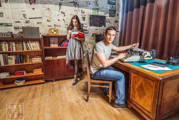 Ігри розуму (KvestiYa) Escape Room