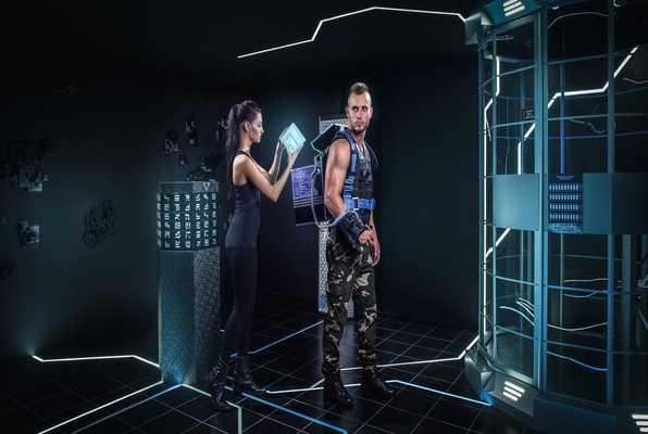 Миссия «Тессеракт» (Клаустрофобия) Escape Room