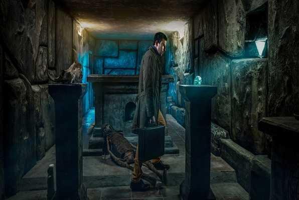 Золото скифов (Клаустрофобия) Escape Room
