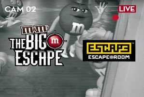 Квест M&M's The Big Escape