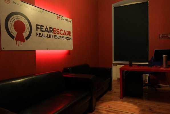 Dom Szaleńca (FearEscape) Escape Room