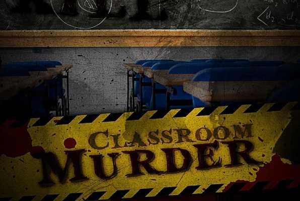 Classroom Murder (Code Factory) Escape Room