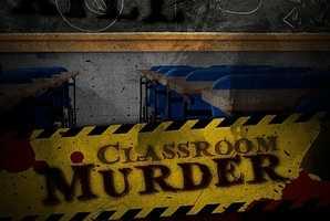 Квест Classroom Murder