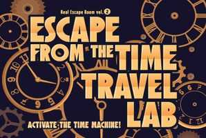 Квест Escape from the Time Travel Lab