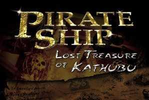 Квест Pirate Ship