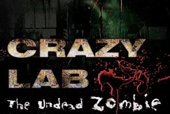 Crazy Lab (Break the Code) Escape Room