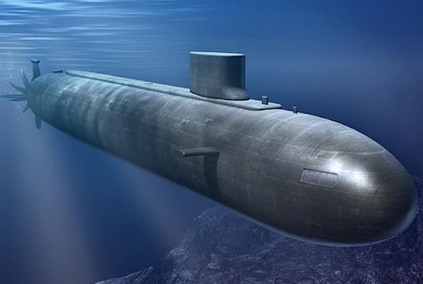 Submarine - Deepdown (Hint Hunt) Escape Room