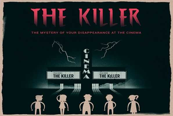 The Killer (Enigma Escape) Escape Room