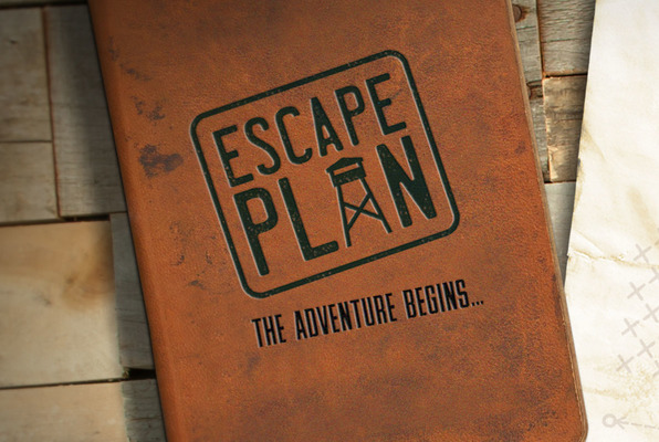 The Adventure Begins (Escape Plan) Escape Room