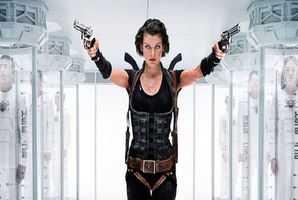 Квест Resident Evil-Survivor