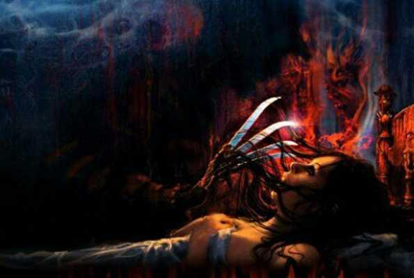 Freddy Krueger's Dream  (Thescape) Escape Room