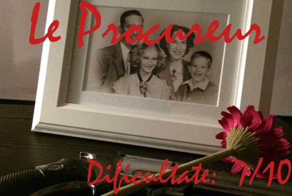 Le Procureur (RoomXcape) Escape Room