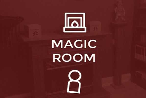 Magic Room (at escape) Escape Room