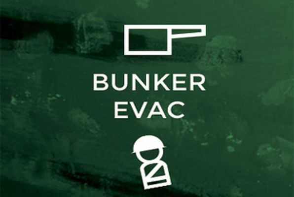 Bunker Evac (at escape) Escape Room