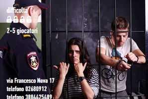 Квест Fuga dalla prigione