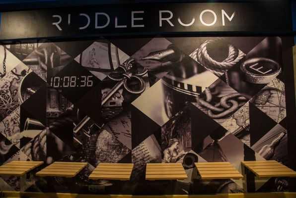 The Laboratory (Riddle Room) Escape Room