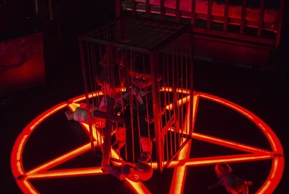 Demon Hunter (Maze Rooms) Escape Room