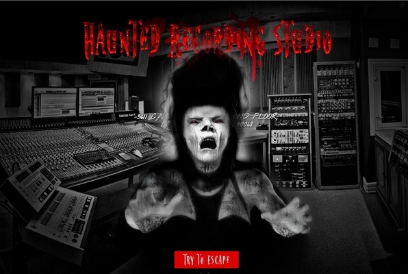 Haunted Recording Studio (Escape Room Games) Escape Room