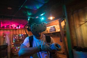 Квест The Raft VR