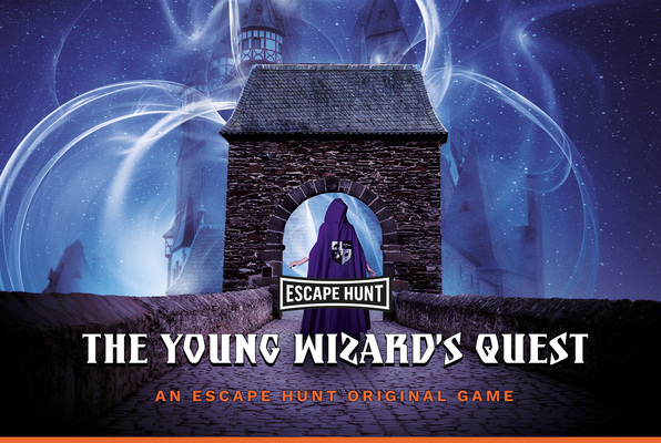 The Young Wizard's Quest (Escape Hunt) Escape Room