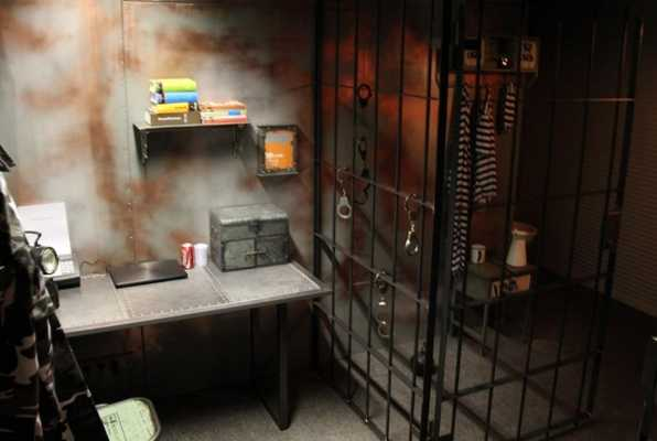 Gefängnis – Ausbruch