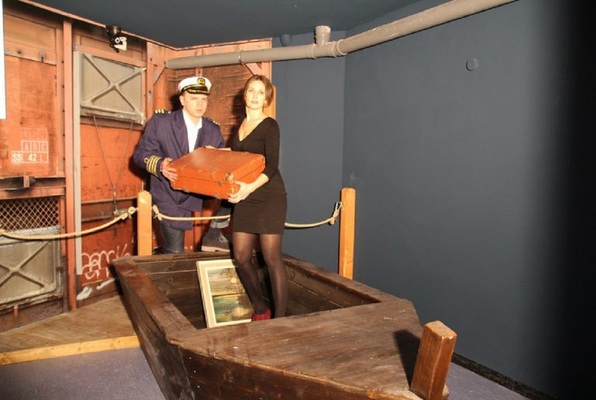 Titanic II (Quest Room Köln) Escape Room