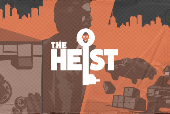 The Heist (Red House Mysteries) Escape Room