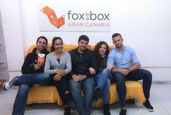 Gran Canaria Bank (Fox in a box Gran Canaria) Escape Room