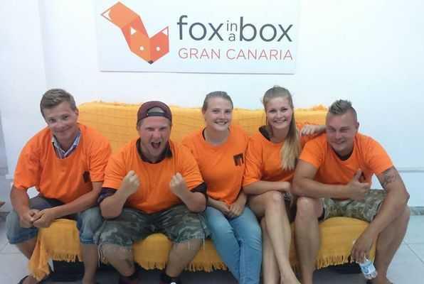 Prison (Fox in a box Gran Canaria) Escape Room