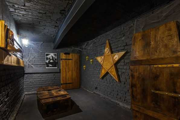 Krypta Wampira (Cryptex) Escape Room