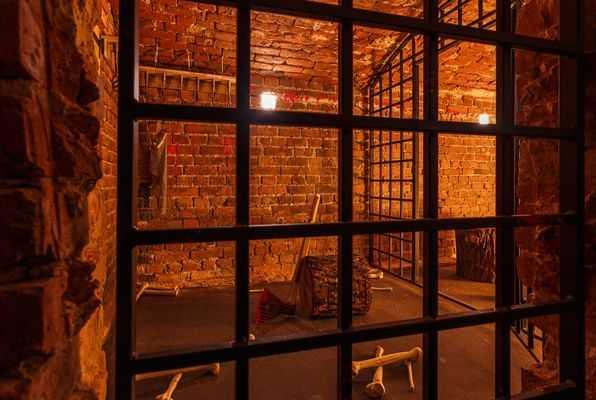 Legowisko Kanibala (Cryptex) Escape Room